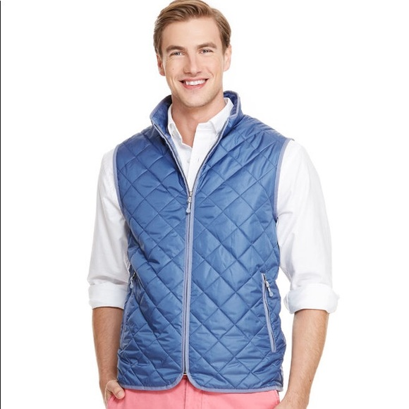 Vineyard Vines Other - NWT vineyard vines chilmark quilted vest
